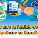 Hipotecas en España, las mas caras de la zona euro