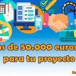 Créditos de 50.000 euros online para tu proyecto